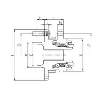roulements IJ123053 ILJIN